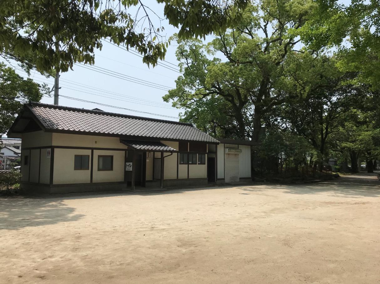 水天宮(久留米市)のトイレ