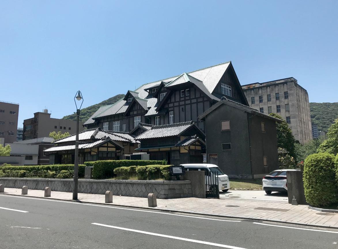 旧門司三井倶楽部(門司港レトロ)