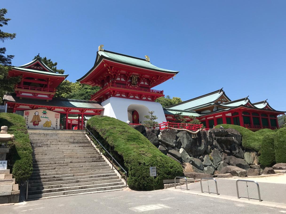 赤間神宮(山口県下関市)