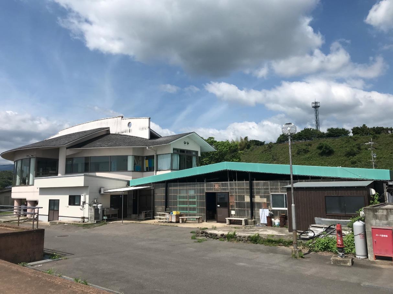 道の駅鹿島のがたっこハウスと干潟展望館