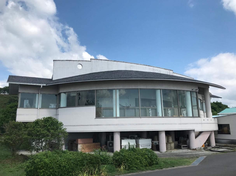 道の駅鹿島の干潟展望館