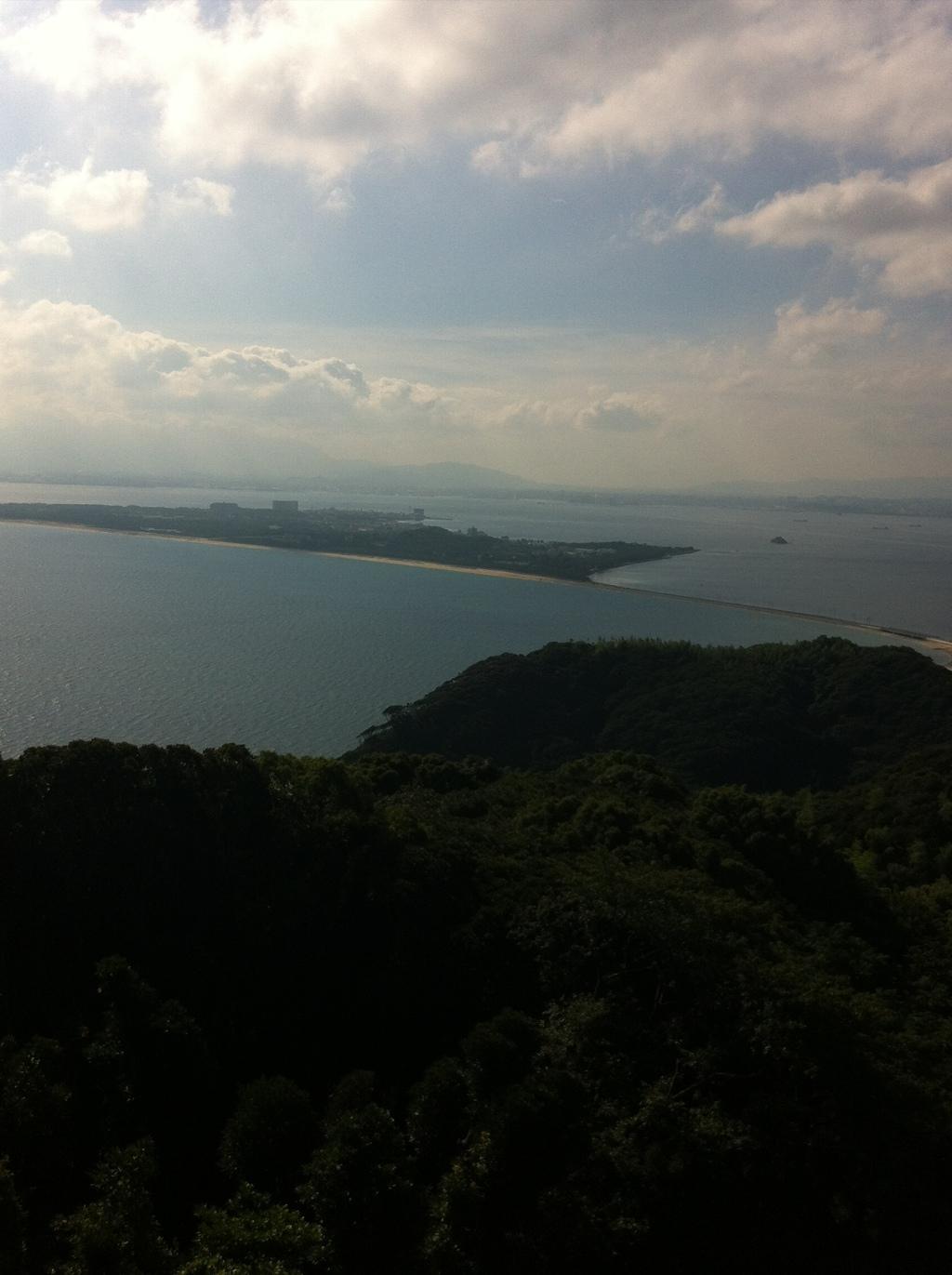 ひとり遠足・志賀島1:潮見公園