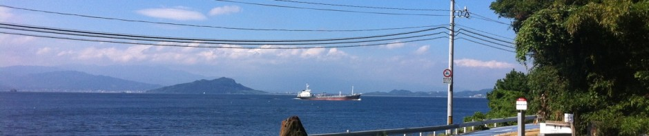 志賀島・蒙古塚