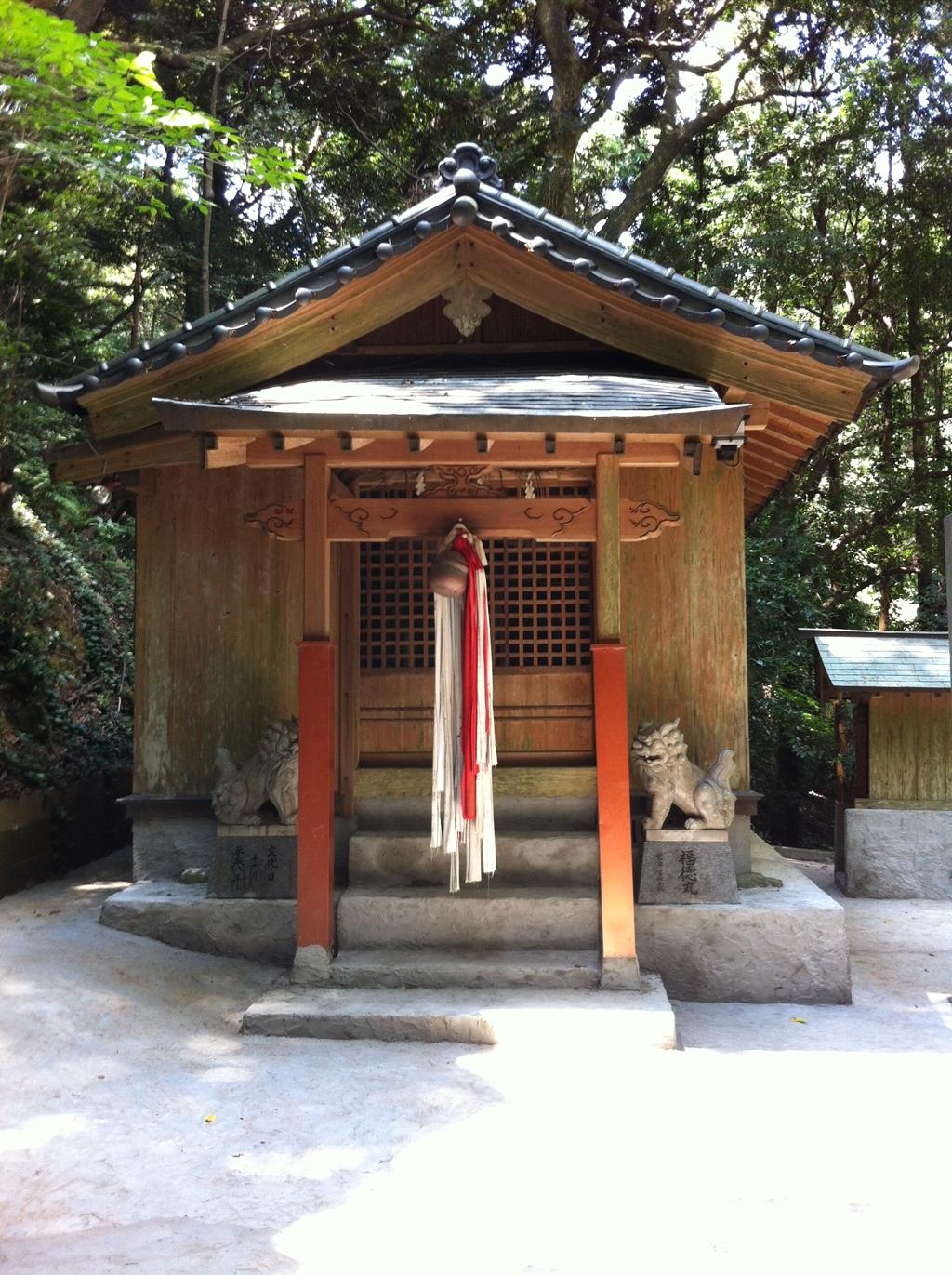 君が代を開く鍵・若宮神社(糸島・4)