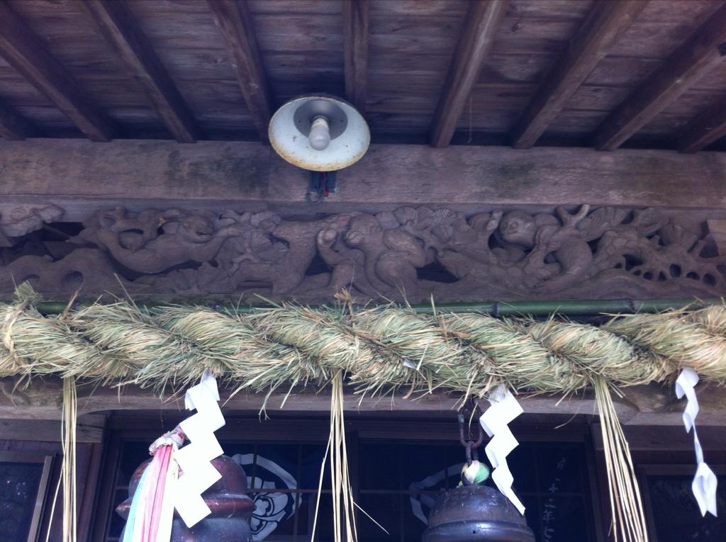 山あいの癒し宮:日吉神社(筑紫野)