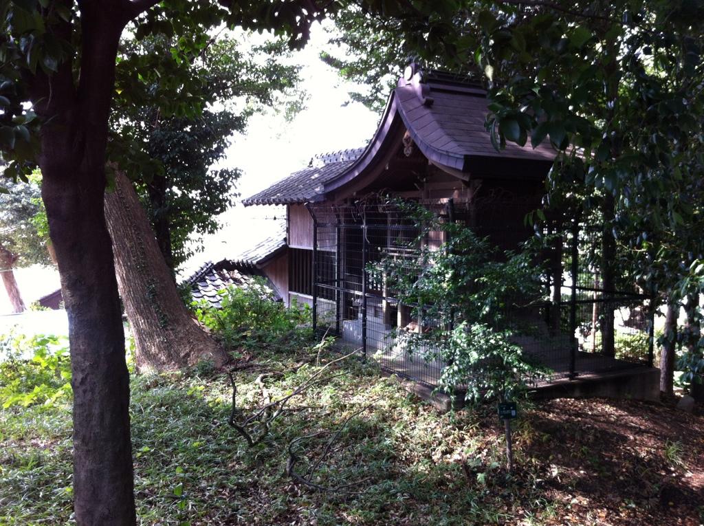 熊野神社(春日市)本殿