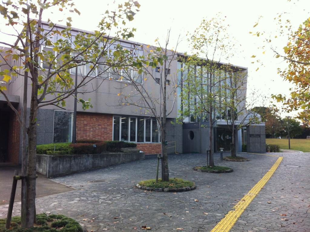 奴国の丘歴史資料館・外観