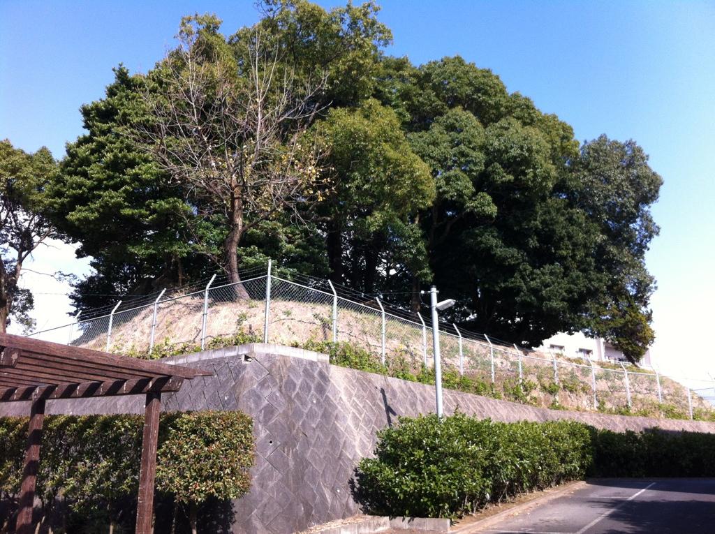 竹ノ本の奥の院:竹ヶ本古墳
