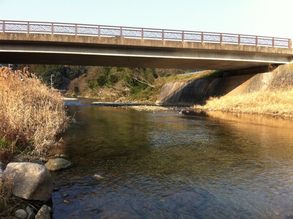 おぎわら橋(那珂川町)