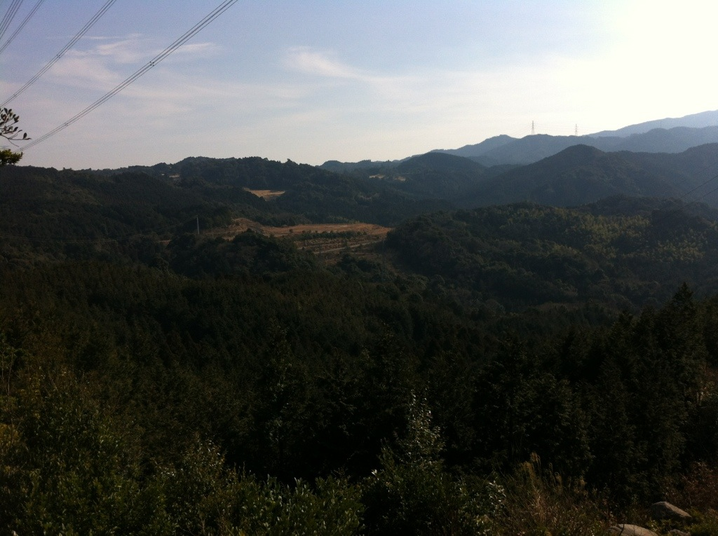 矢岳(那珂川町)