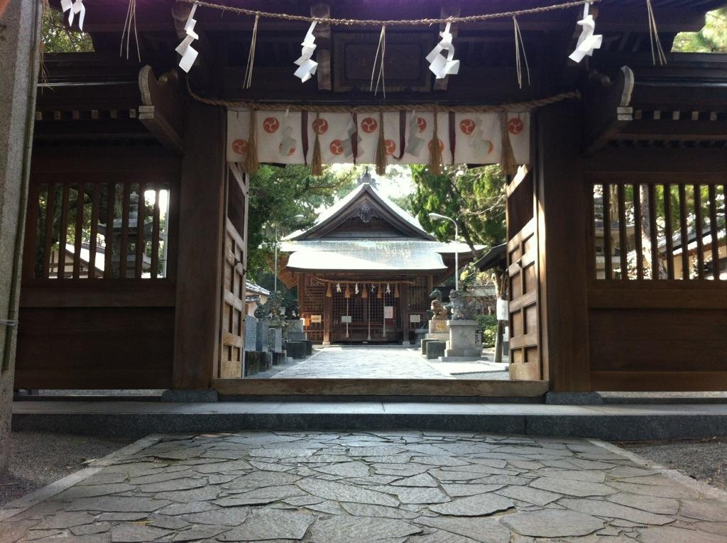 御由緒いっぱい:志式神社・2