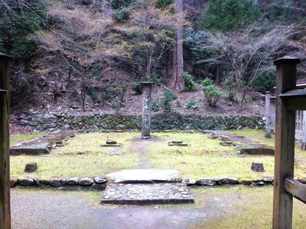 神殿のカットアンドペースト:伊野天照皇大神宮・4