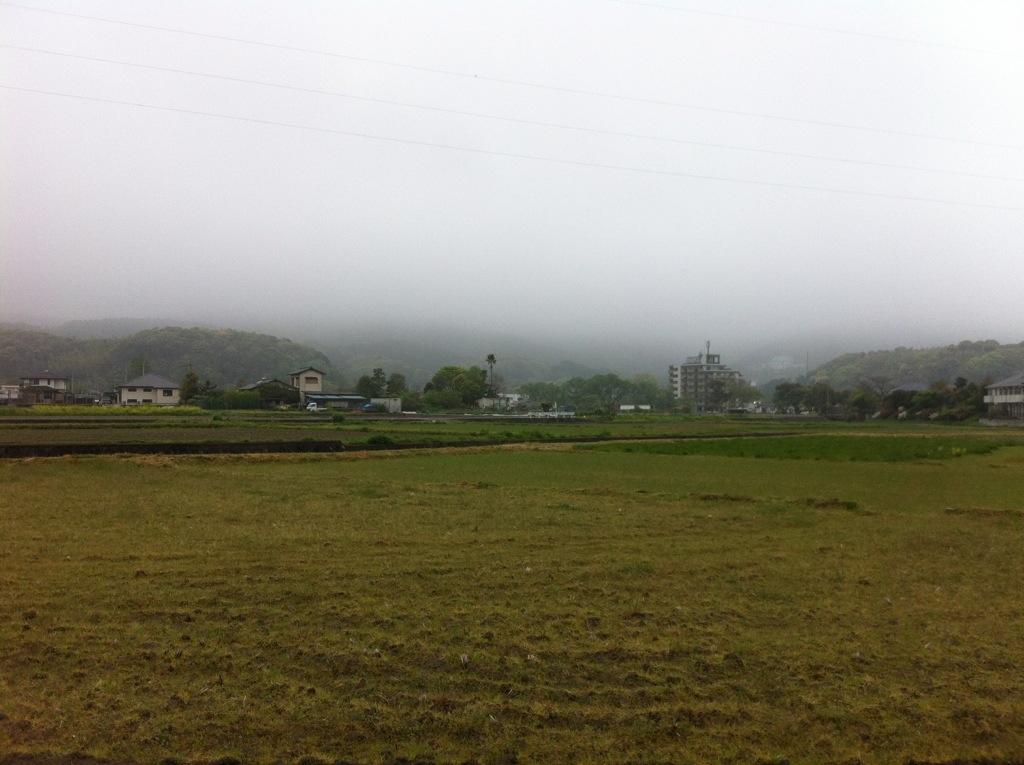 霧からの問いかけ