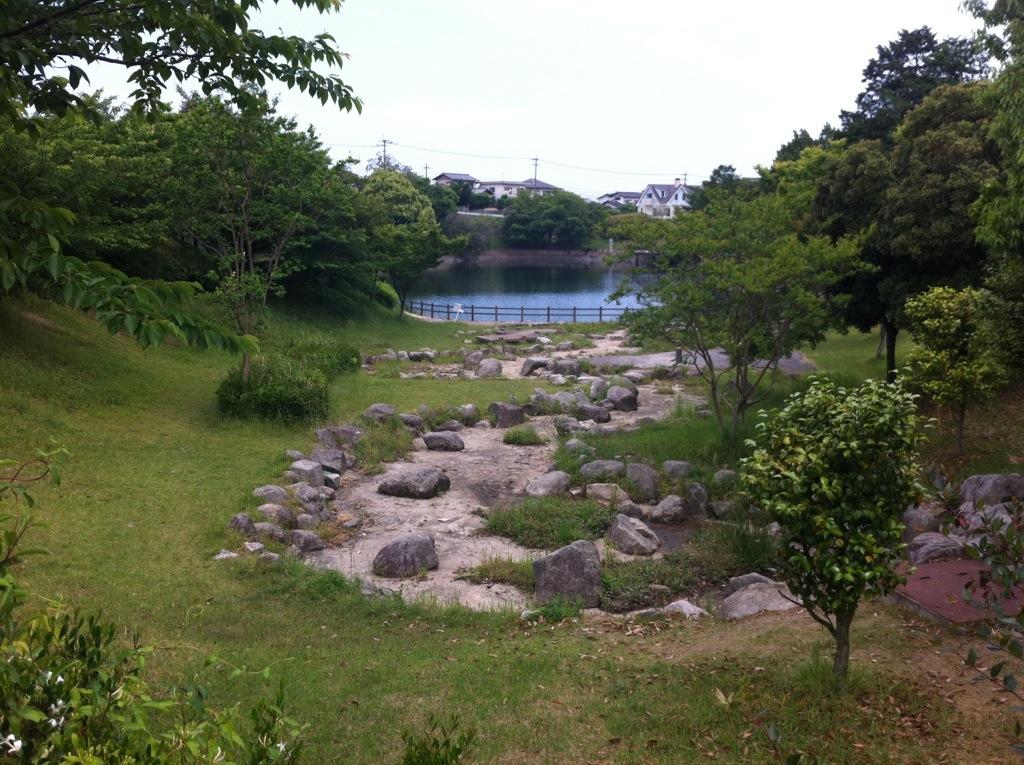ポケット奥の悲喜こもごも(?):月の浦近隣公園・2