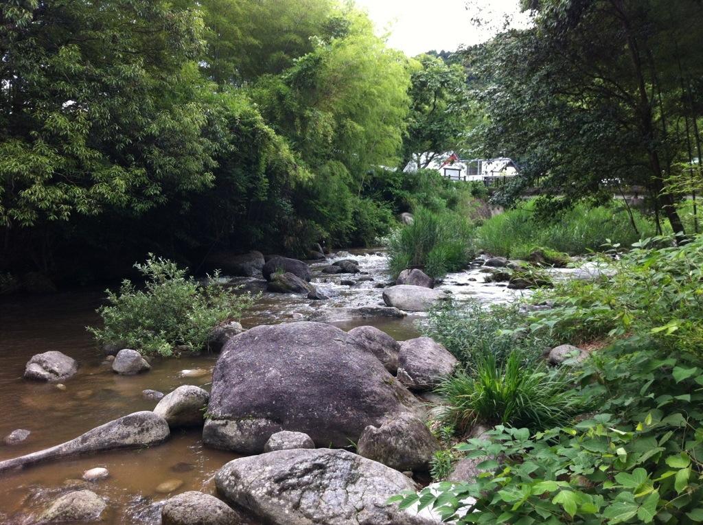 中ノ島公園(那珂川町)