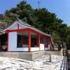 海辺のトリコロール:粟嶋神社・2