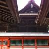 筑後のぜんざい?:高良大社・5(高良御子神社・真根子神社)