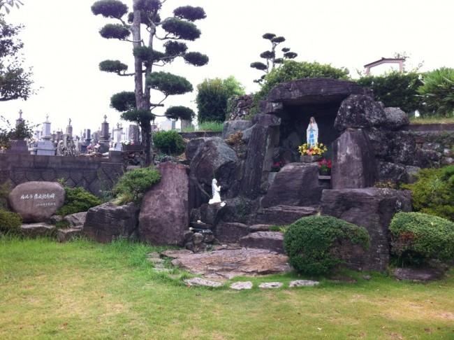 奇跡のこだま:田平天主堂・3(ルルド)