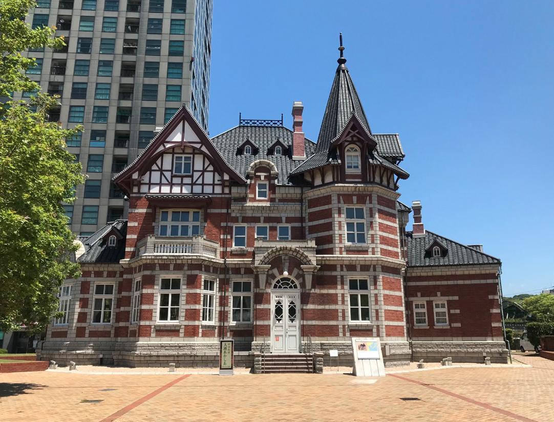 大連友好記念館(門司港レトロ)