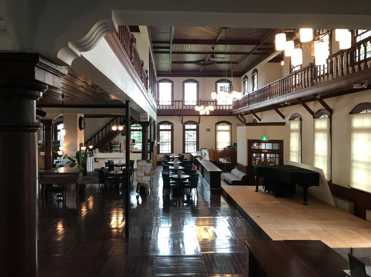 旧古賀銀行フロア