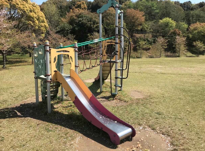 甘木公園の遊具