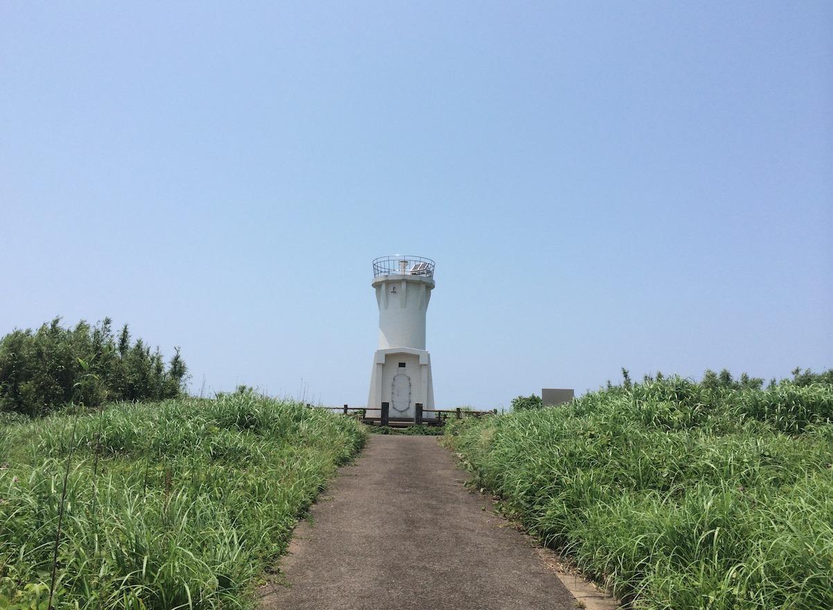 長瀬鼻灯台(生月)