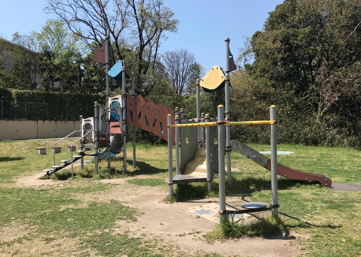 三兼池公園の遊具
