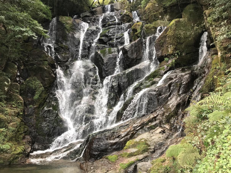白糸の滝(糸島)