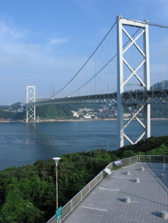 那珂川町との赤い糸:関門海峡