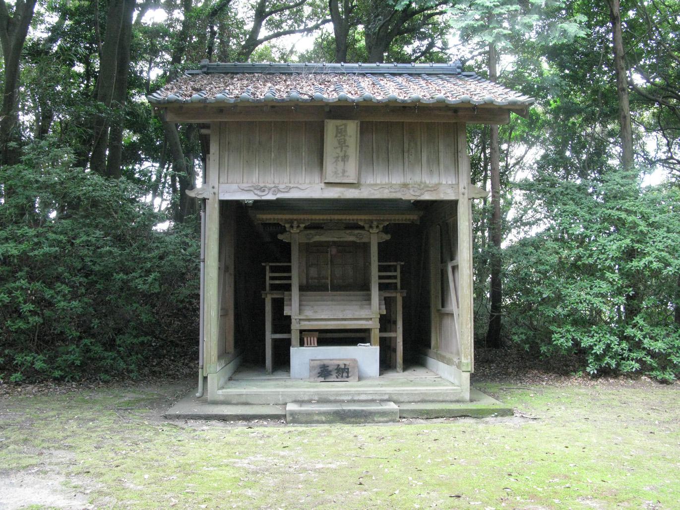 風早神社(那珂川町)
