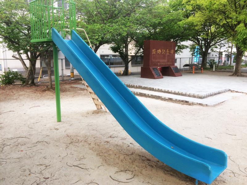 岩戸公園(那珂川市)の遊具