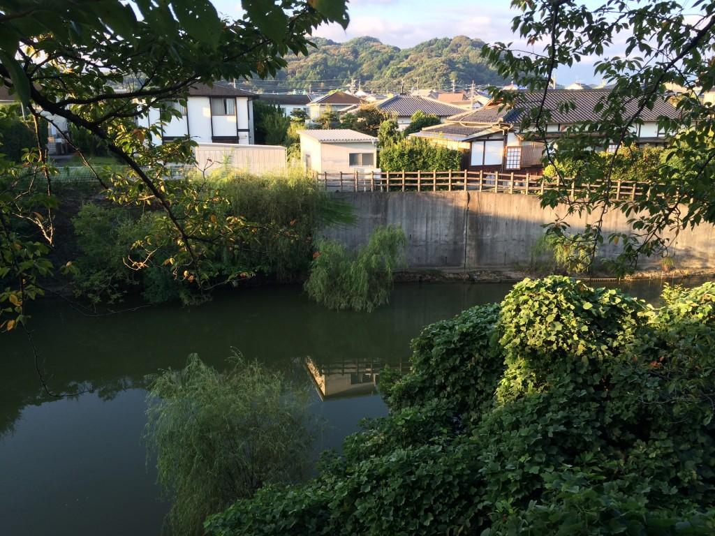 ヒシャテガ浦池(春日市)
