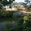 ヒシャテガ浦池に散歩帖の体現を見た♪