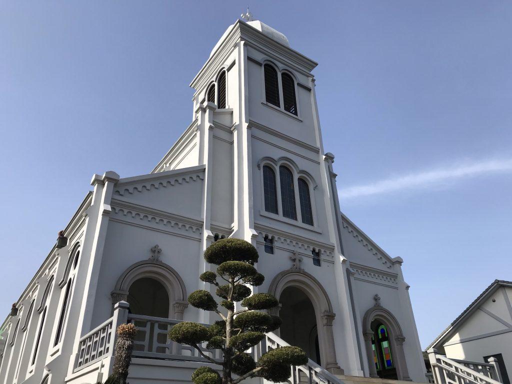紐差教会(平戸)